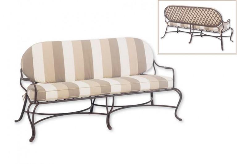 Twig Oval Back Sofa
