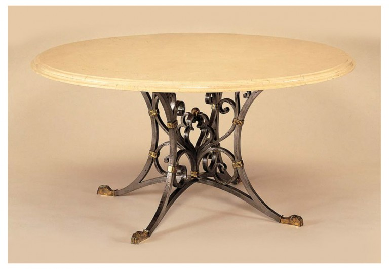 Dore' Bronze Dining Table
