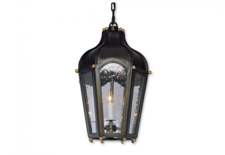 Sierra Hanging Exterior Lantern