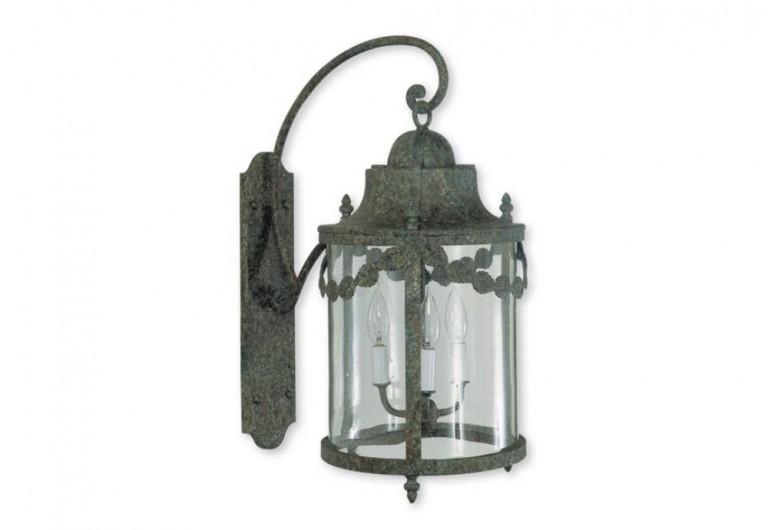 Paloma Wall Mounted Exterior Lantern