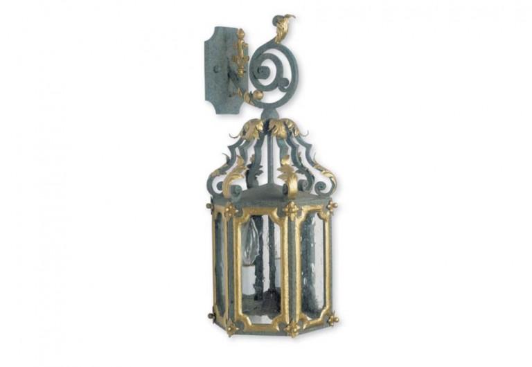 Chianti Wall Mounted Exterior Lantern