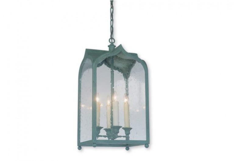 Abbey Hanging Exterior Lantern