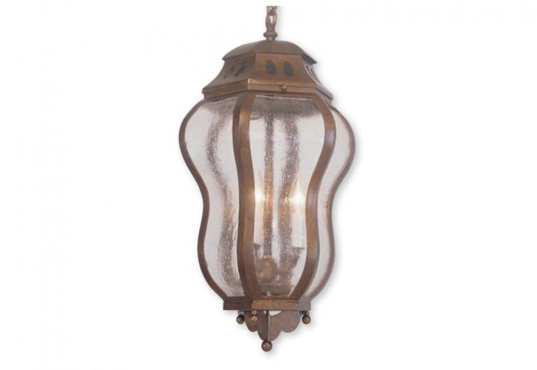 Flemish Hanging Exterior Lantern