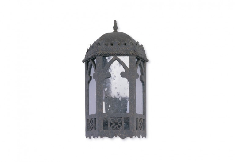 Gothic Exterior Wall Sconce