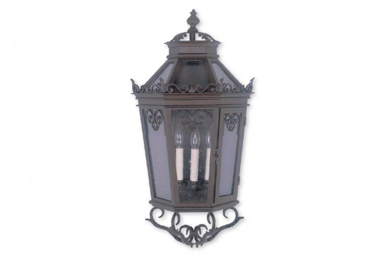 Paradiso Exterior Wall Sconce