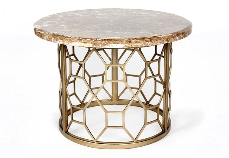Espallier End Table