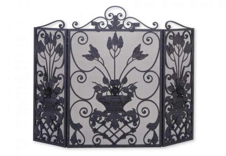 Vase Fireplace Screen