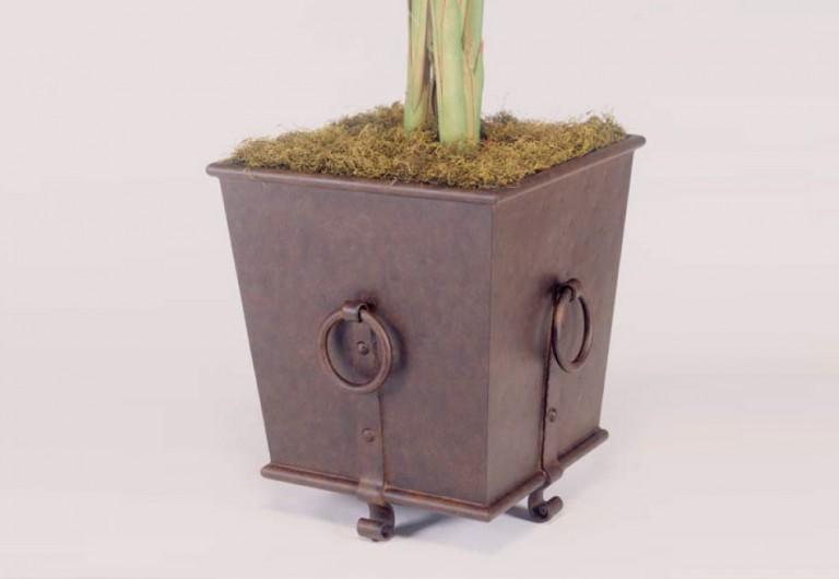 Strap Handle Handmade Planter