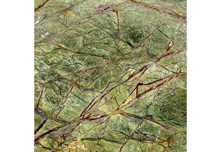 Rainforest Green Limestone