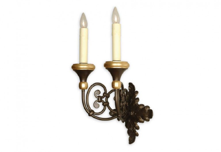 Bellissimo Wall Sconce – Two Light Version
