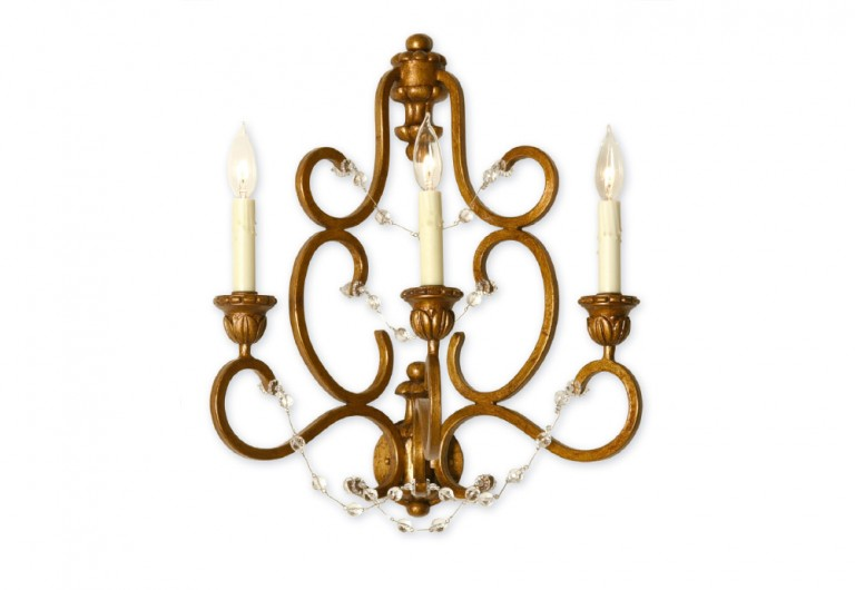 Emma Wall Sconce – Version Two*
