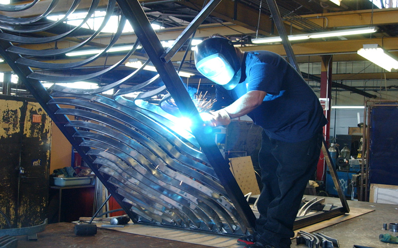 Murray's Workshop Capabilities Welding
