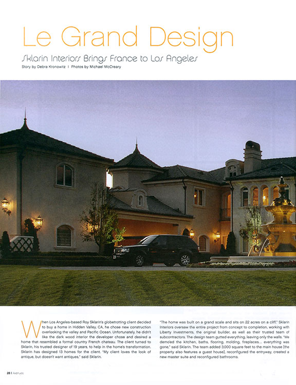 White Stallion Estate - Murray's project